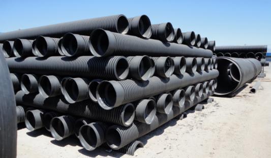 Instalacion tuberias corrugadas HDPE